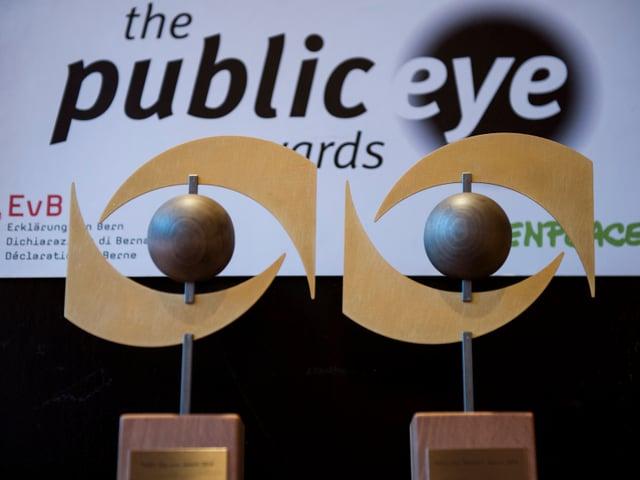Die «Public Eye Awards».