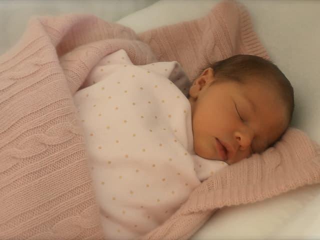 Baby Leonore