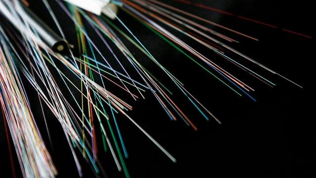 In cabel da fibra da vaider en detail