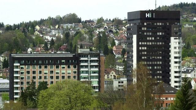 Kantonsspital St. Gallen