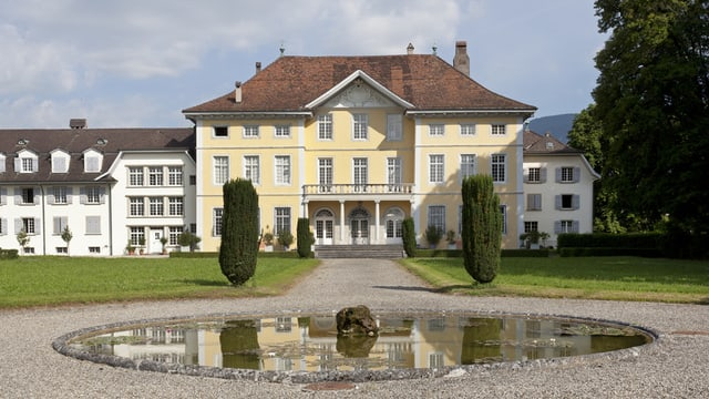 Bischofssitz in Solothurn.