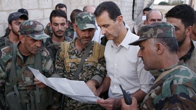 Video «Assad und die Macht des Chaos» abspielen