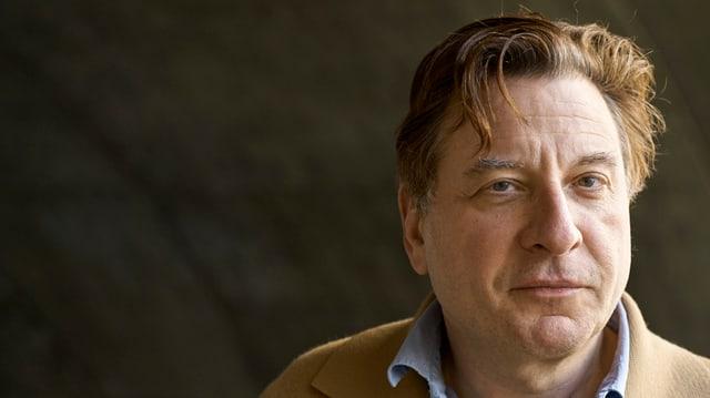 Portrait des Zürcher Schauspielers und Komikers Beat Schlatter
