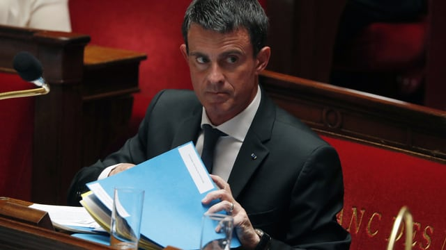 Manuel Valls.