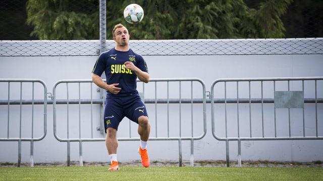 Erstes Training in Porto