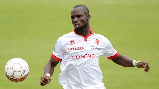 Moussa Konaté.