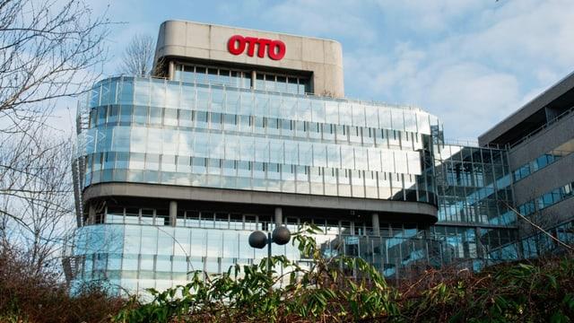 Hauptgebäude der Otto Group