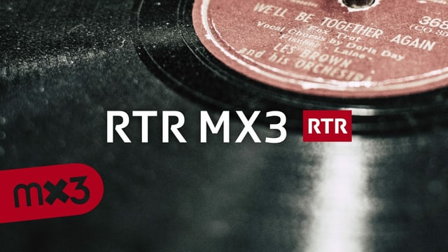 Logo da l'acziun Mx3 tuts per in da RTR.