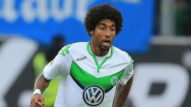 Erst vor drei Wochen hat Dante von Bayern zu Wolfsburg gewechselt.