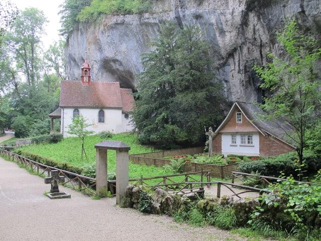Martinskapelle und Klause