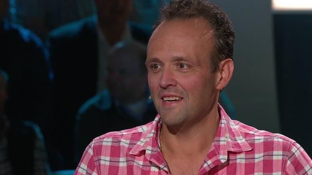 Video «Klappe die zweite für Jörg Gschwind» abspielen