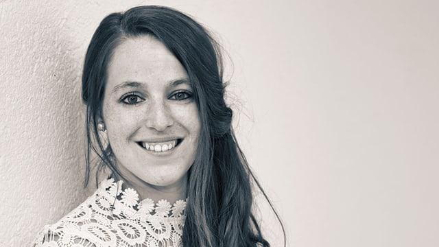 Porträt Jasmin Volger