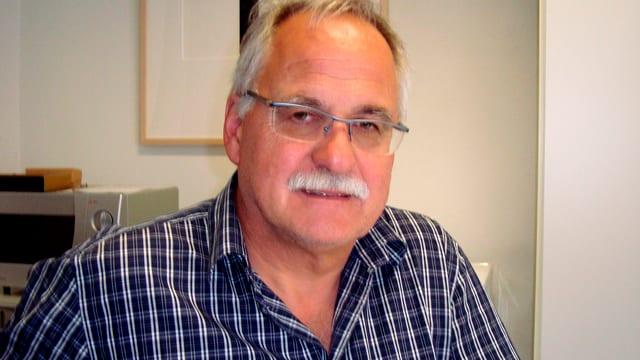 L'inspectur da scola Pauli Dosch (archiv 2010).