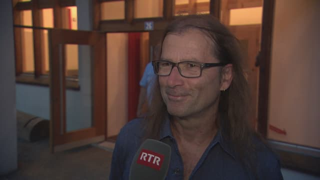 Guido Dietrich, president communal da Vuorz