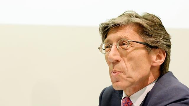Zürcher Gesundheitsheitsdirektor Thomas Heiniger