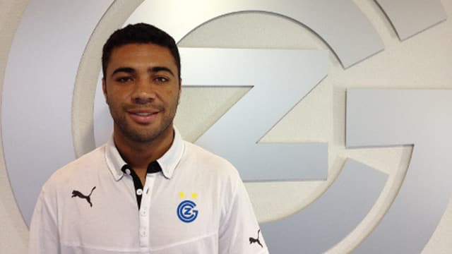 Caio unterschrieb bei GC einen Dreijahres-Vertrag.
