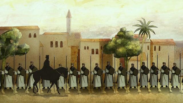 Video «Juden & Muslime. So nah. Und doch so fern! (4/4)» abspielen