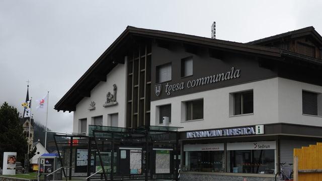 La chasa communala da Tujetsch.