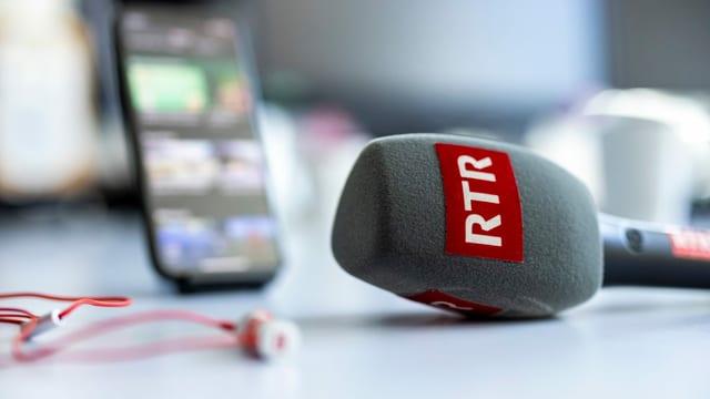 Mikrofon von RTR