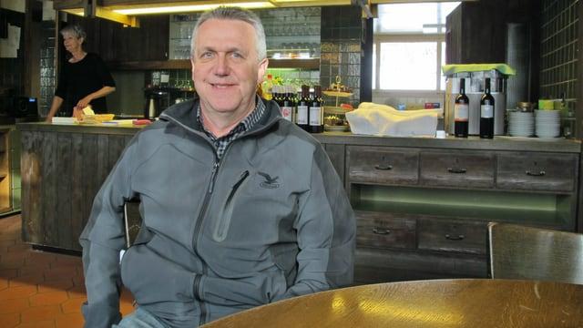 Peter Wanner, Gemeinderat in Beggingen (SH)