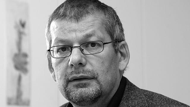 Porträtbild von Stefan Rieder, Politologe und Mitinhaber der Firma Interface.