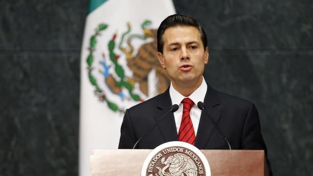 purtret dal president mexican Enrique Pena Nieto