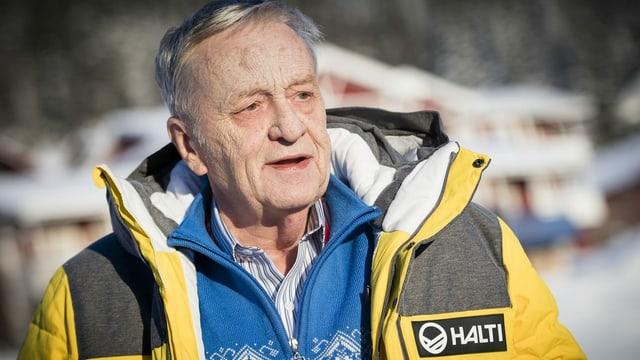 Gian Franco Kasper è dapi il 1998 president da la Federaziun internaziunala da skis.