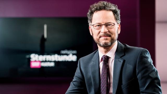 Moderator der Sternstunden: Norbert Bischofberger