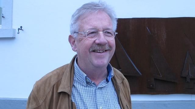 Der Grenchner Stadtbaumeister geht nach 18 Jahren im Dienste der Stadt in Frühpension.