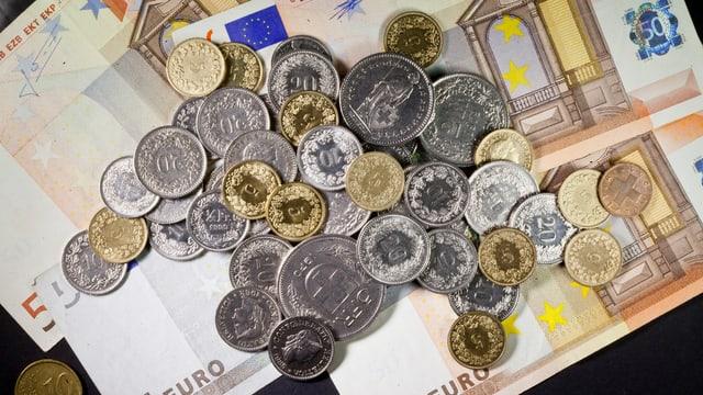 Suenter ch'il franc svizzer è vegnì uschè ferm, èn era damain firmas vegnidas fundadas en Svizra.