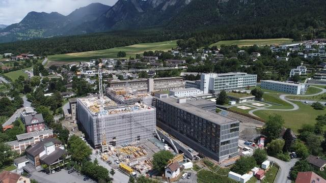Das Kantonsspital Graubünden
