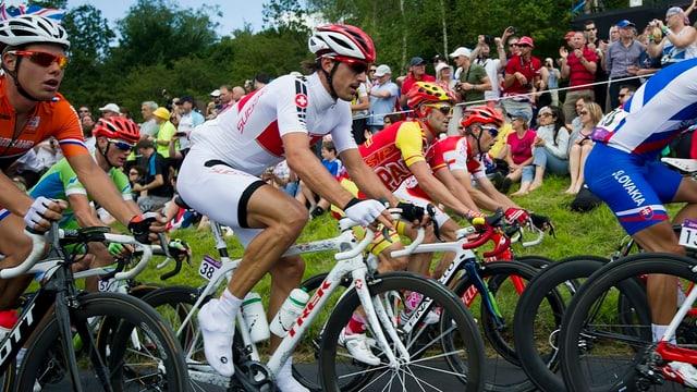 Holt sich Fabian Cancellara in Florenz seinen ersten WM-Titel auf der Strasse?