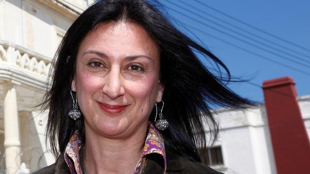 Daphne Caruana Galizia.