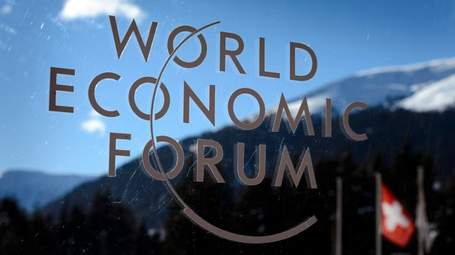 Logo World Economic Forum WEF