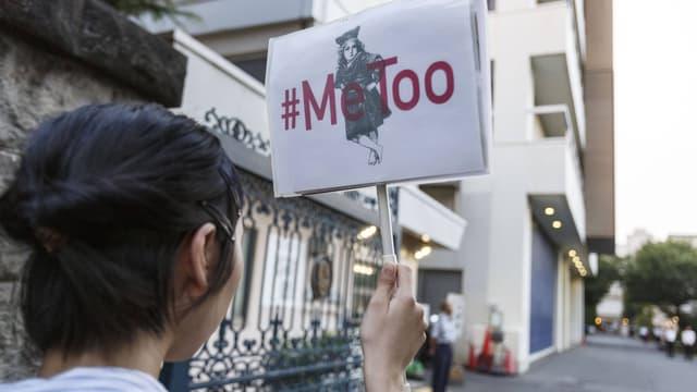 #MeToo: Eine kurze Chronologie