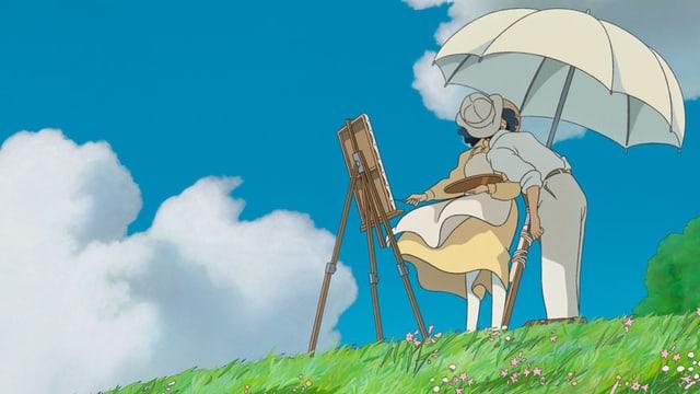 Szene aus dem Film «THE WIND RISES»