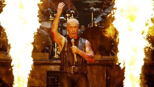 Rammstein-Frontmann Till Lindemann (2013)