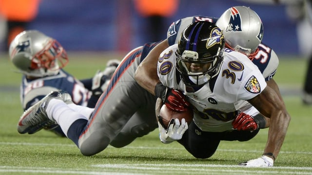 Die Ravens wissen, wie man zu wichtigen Siegen kommt.