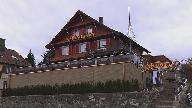 Video «Restaurant Lincoln in Einsiedeln (SZ) - Tag 2» abspielen