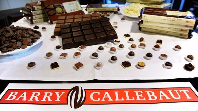 logo dal concern Barry Callebaut