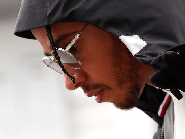 Formel-1-Fahrer Lewis Hamilton.