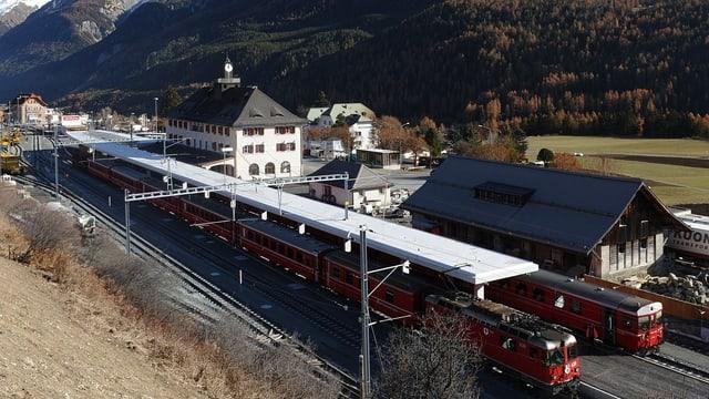 Bahnhof Scuol-Tarasp