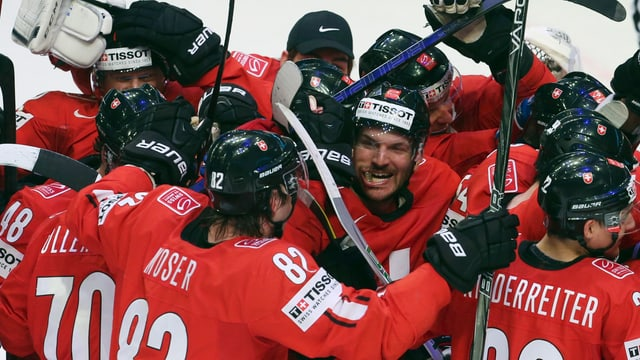Die Schweizer Nati zeigte an der WM 2013 bisher Unerreichtes.
