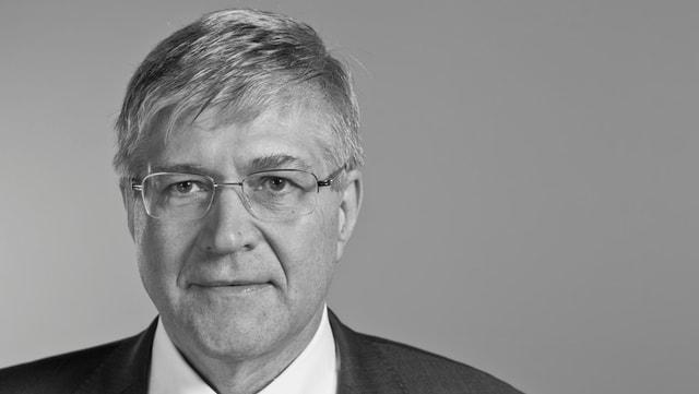 Bruno Zuppiger, l'anteriur cusseglier naziunal