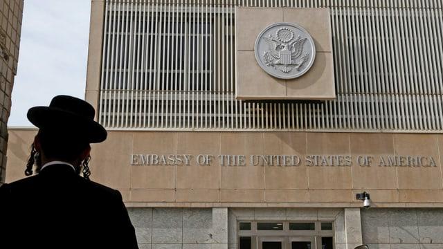 US-Botschaft