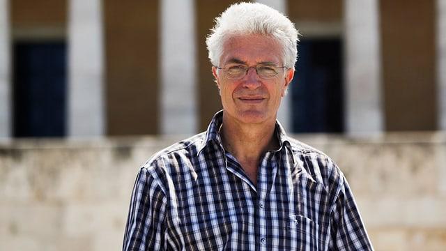 Video «Roger Schawinski im Gespräch mit Werner van Gent» abspielen