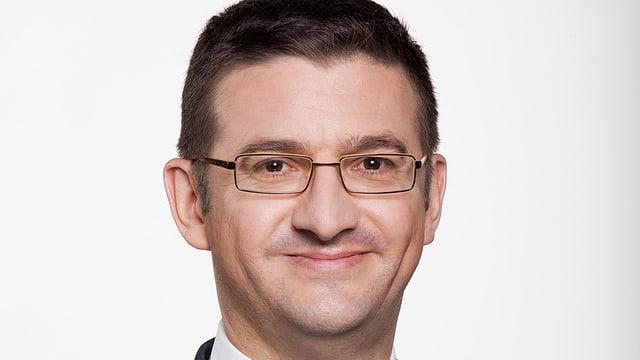 SVP-Politiker Patrick Hafner