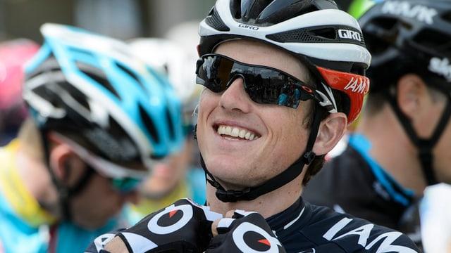 Il ciclist svizzer, Mathias Frank.