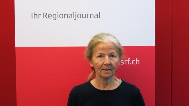 Porträt Regina Wecker
