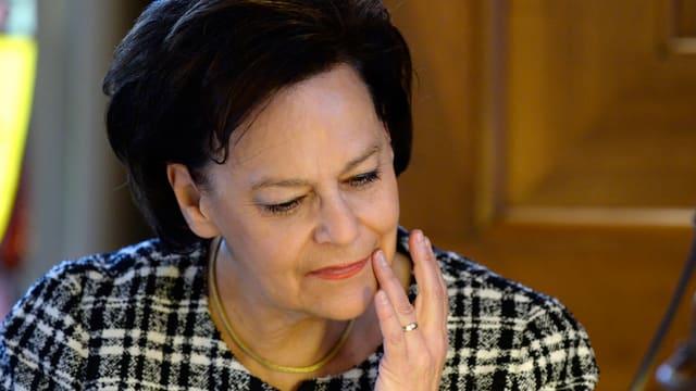 Ursula Gut, Finanzdirektorin im Kanton Zürich